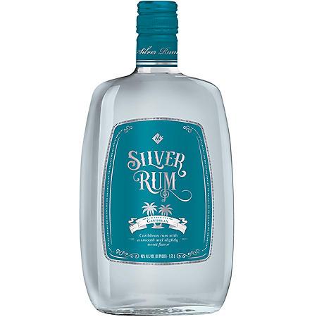 Member's Mark Premium Silver Rum (1.75 L)