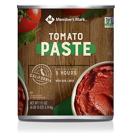 Member's Mark Tomato Paste (111oz. can)