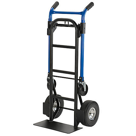 Member's Mark Quick-Change 4-in-1 Convertible Hand Truck