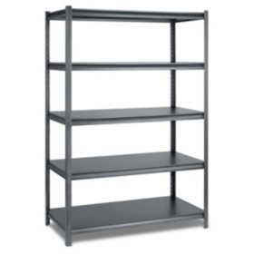 members mark 5 shelf storage rack - Heavy Duty Storage Shelves