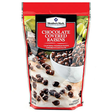 Member's Mark Chocolate-Covered Raisins (48 oz.)