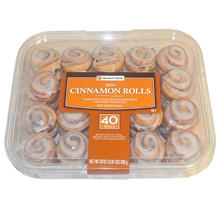 Member's Mark Mini Cinnamon Rolls (40 ct.)