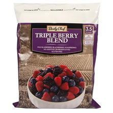 Daily Chef Triple Berry Blend (3.5 lbs.)