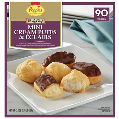 recipe: calories in a chocolate eclair with cream [16]