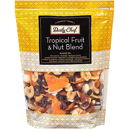 **Deleted - Daily Chef Tropical Fruit & Nut Blend (44 oz.)