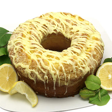 Member's Mark Lemon Crunch Bundt Cake (50 oz.)