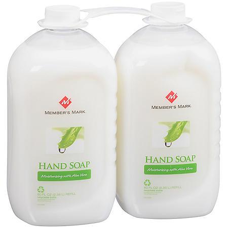 Member's Mark® Hand Soap Refill - 2/80 oz.