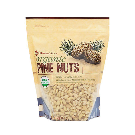 Member's Mark Organic Pine Nuts (16 oz.)