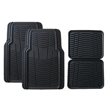 e16424172bf Member s Mark All-Weather Automotive Floor Mats (4 pk.