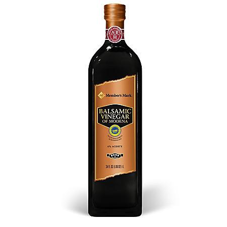 Member's Mark Balsamic Vinegar of Modena (1L)