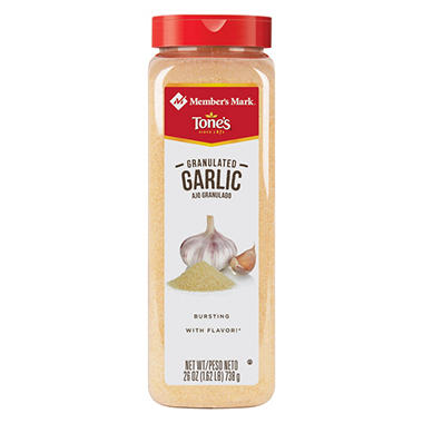 Member's Mark Granulated Garlic by Tone's (26 oz.)