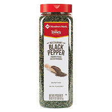 Member's Mark Restaurant Black Pepper by Tone's (18 oz.)