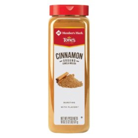 Member's Mark Ground Cinnamon by Tone's (18 oz.)