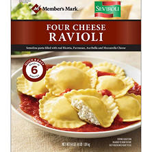 Member's Mark 4-Cheese Ravioli (4 lb.)