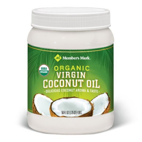 Member's Mark Organic Virgin Coconut Oil (56 oz.)