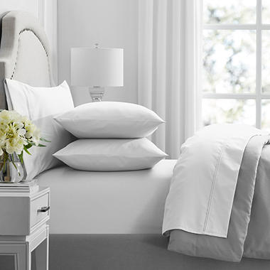 Hotel Premier Collection 650-Thread-Count Egyptian Cotton Sheet ...