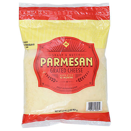 Member's Mark Grated Parmesan Cheese by Argitoni (2 lbs.)