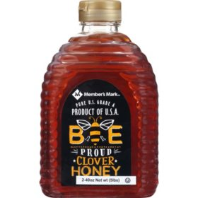 Member's Mark Clover Honey (40 oz., 2 ct.)