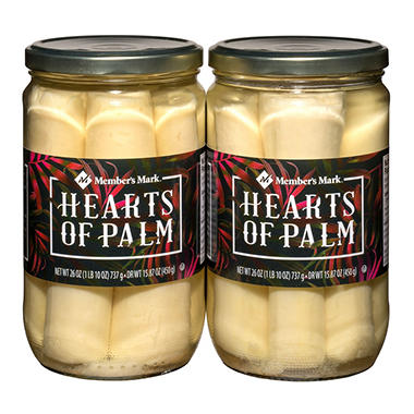 Member's Mark Hearts Of Palm (26 oz.)