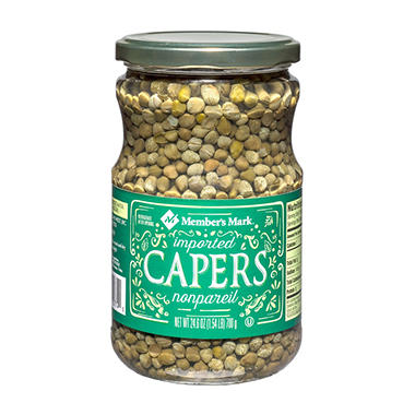 Member's Mark Capers (24.6 oz.)