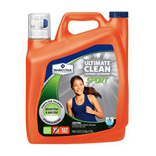 Member's Mark Ultimate Clean Sport Liquid Laundry Detergent (196 oz., 127 loads)