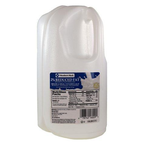Member's Mark 2% Reduced Fat Milk (1 gal. jug)