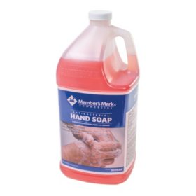 Member's Mark Commercial Antibacterial Hand Soap by Ecolab (1 gal.)