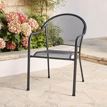 Member's Mark Stackable Mesh Chair
