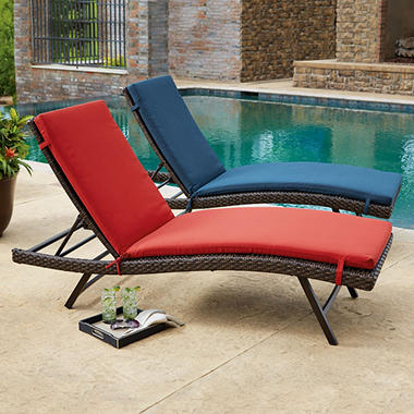 CHAISE LOUNGECUSHION
