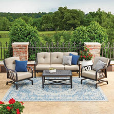 Member's Mark Millers Creek Sunbrella Seating Set