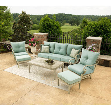 Member's Mark Lynden Hills Seating Set - Sam's Club
