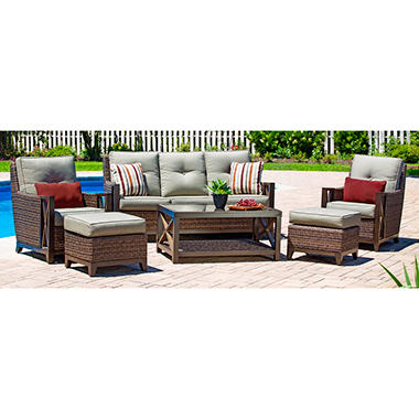 Member's Mark Agio Collection Urbana Seating Set