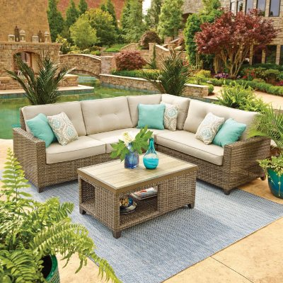 Garden Furniture Sets patio furniture - outdoor furniture - sam's club