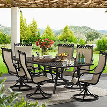 Member's Mark Miller's Creek 7-Piece Dining Set