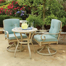 Member's Mark Lynden Hills 3-Piece Bistro Set