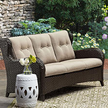 Member's Mark Agio Collection Heritage Sunbrella Sofa