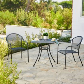Member's Mark Mesh Bistro Set (Various Sets)