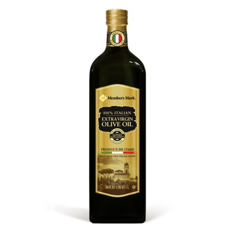 Member's Mark 100% Italian Extra Virgin Olive Oil (1 L)