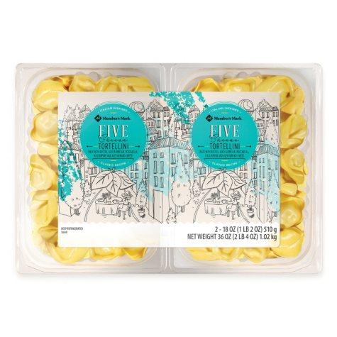 Member's Mark Five Cheese Tortellini (2 pk.)
