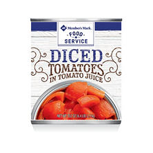 Member's Mark Diced Tomatoes (102 oz.)