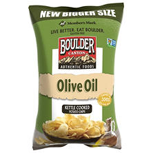 Member's Mark Olive Oil Kettle Cooked Potato Chips (24 oz.)