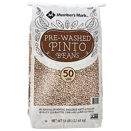 Member's Mark Pinto Beans (50 lbs.)