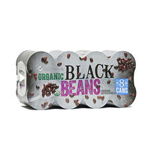 Member's Mark Organic Black Beans (15 oz. can, 8 ct.)