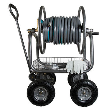 members mark hose reel cart - Garden Hose Reel Cart