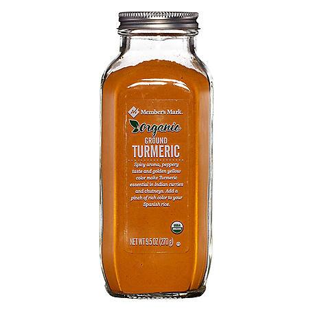 Member's Mark Organic Turmeric (9.5 oz.)