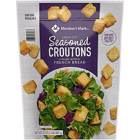 Member's Mark Seasoned Croutons (32 oz.)