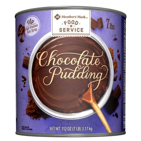 Member's Mark Food Service Chocolate Pudding (7 lbs.)