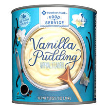 Member's Mark Food Service Vanilla Pudding (7 lbs.)