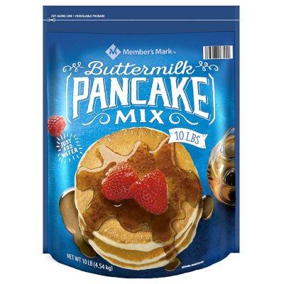 Waffle & Pancake Mixes