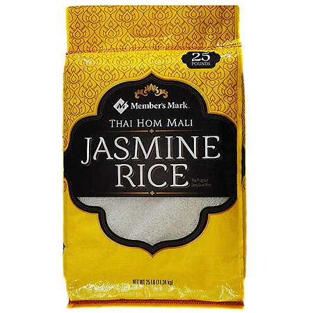 Member's Mark Thai Jasmine Rice (25 lb.)